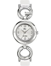 GO Girl Only Damen-Armbanduhr Analog Quarz Leder 697391