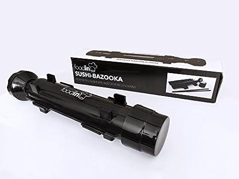 foodin Bazooka–Parfaite de sushi sushi Epingles–DIY Sushi Maker–Kit sushi–Rouleaux de
