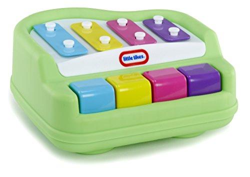 little tikes 642999 Tap-A-Tune Piano, Mehrfarbig