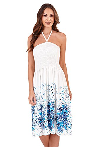 Pistachio Women's Floral Casual Dress