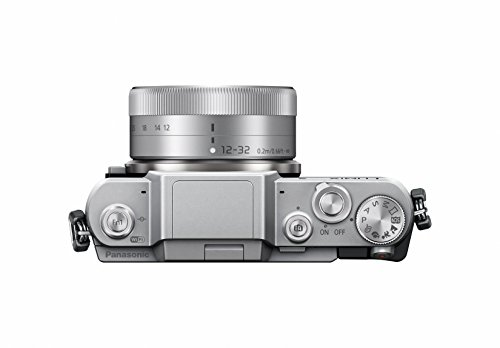 Panasonic LUMIX G DMC-GF7KEG-S Systemkamera (16 Megapixel, High-Speed Autofokus, 3 Zoll Touch-Display, WiFi und NFC) mit Objektiv H-FS12032E schwarz/silber - 4