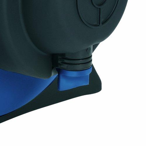 Einhell BG-WW 1136 Hauswasserwerk, 1100 Watt, 3600 l/h Fördermenge, 19,2 l Behälter, Edelstahlanschlüsse, Manometer - 6