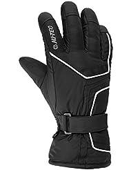 Hi-Tec–Niños Ron Glove, invierno, infantil, color negro/gris, tamaño S/M