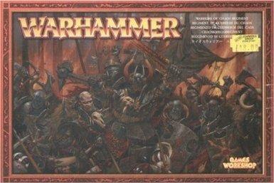 Warhammer 83-06. Regimiento Guerreros del Caos