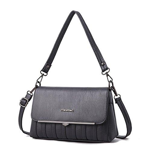 Dame Handtasche Schultertasche Kuriertasche Einfach Modisch Einfach Temperament Kettenbeutel F