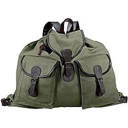 Mochila lona Mochila de caza-Práctico Y Resistente-55x 60cm