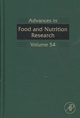 [Advances in Food and Nutrition Research] (By: Steve Taylor) [published: April, 2008]
