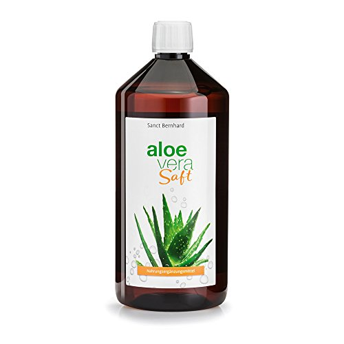 Sanct Bernhard Aloe-Vera-Saft- 1000 ml, 1er Pack (1 x 1 kg)