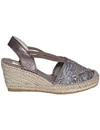 Vidoretta 18400Scarpe Donna Sandali Zeppe per il tempo libero scarpeTOPO