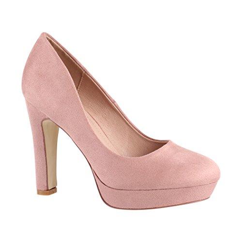 Elara Zapatos Tacón Mujer   Tacones Altos cómodos