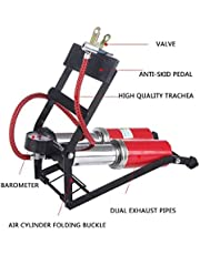 N M Z Foot Pump Double Cylinder Air Inflator