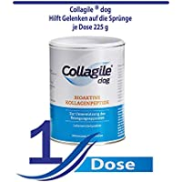 Collagile® dog 225g - Bioaktive Kollagenpeptide in Lebensmittelqualität