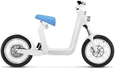 Xkuty One BLANCA 70 km de autonomia, vel. max. 45 km/h