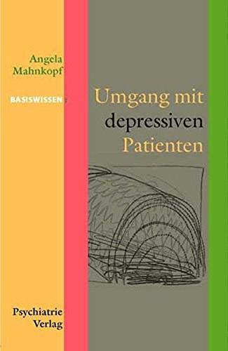 Cover »Basiswissen: Umgang mit depressiven Patienten«
