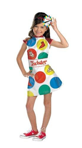 Twister Child 4-6 (Twister Kostüm Spiel)