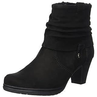 Gabor Shoes Damen Comfort Basic Stiefel, Schwarz (Schwarz(Nickif.)), 42 EU