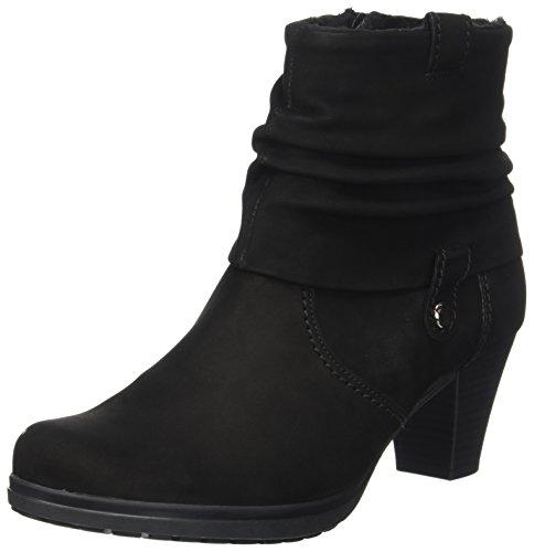 Gabor Shoes Damen Comfort Basic Stiefel, Schwarz (Schwarz(Nickif.)), 37.5 EU