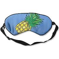 Cartoon Pineapple 99% Eyeshade Blinders Sleeping Eye Patch Eye Mask Blindfold For Travel Insomnia Meditation preisvergleich bei billige-tabletten.eu