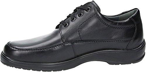 Mephisto Ezard Schw 9000, Chaussures de ville à lacets pour homme - noir - Schwarz, 41 EU