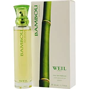 Parfums Weil Bambou Eau de Parfum Vaporisateur 50ml