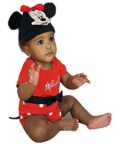 Kleid bis Minnie Maus Infant Kostüm, 18-24 Monate