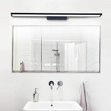 YYHAOGE Protection Des Yeux Lampes Murales Simples &Amp ; Appliques Pour Salle De Bains Metal Wall Light 8W 220V 220V,Jaune,