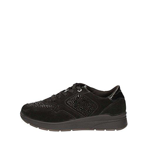 ENVAL SOFT Sneaker Donna MOD. 8948 Nero Nero