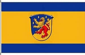 Königsbanner Hissflagge Hohenstein - 150 x 250cm - Flagge und Fahne