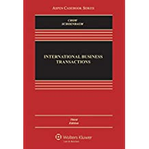 International Business Transactions: Problems, Cases, and Materials (Aspen Casebook Series) (English Edition)