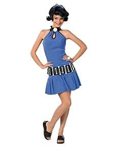 Rubies 316881–Betty geröllheimer Adult, XS, bleu