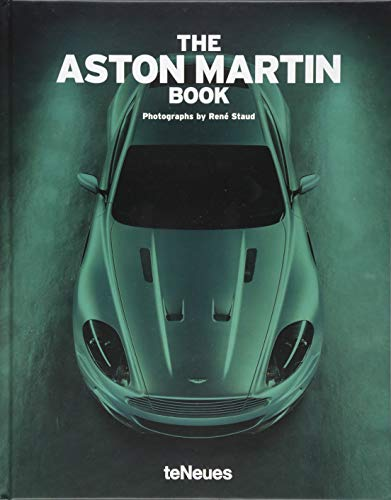 The Aston Martin book par Rene Staud