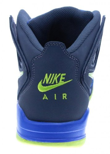 Air Flight Falcon scarpa da basket Soar/Cyber/Dark Grey/Soar