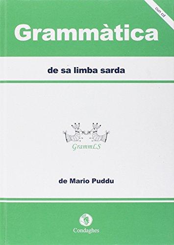 Grammatica de sa limba sarda : grammLS