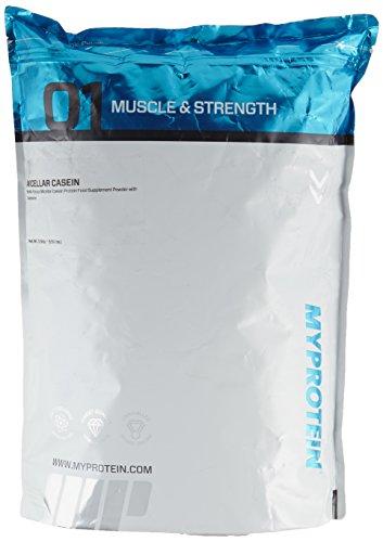 Myprotein Micellar Casein Vanilla, 1er Pack  1 x 2500 g