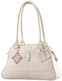 eZeeBags Maya Collection Ladies Handbag-YA825v1. Large compartment, front    rear outside pockets e47a1cecda