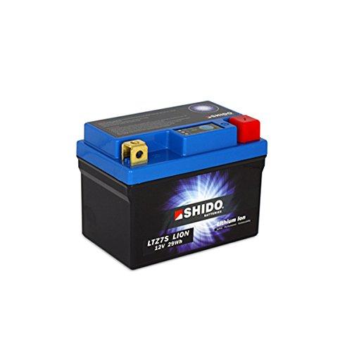 YTZ7S Shido Lithium Motocicletta Batteria LiFePO4 LTZ7S
