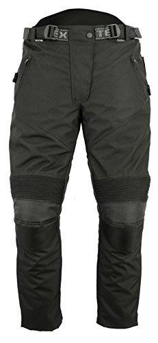 Texpeed - Damen Motorradhose mit Protektoren - Wasserdicht - W44-24 Regular