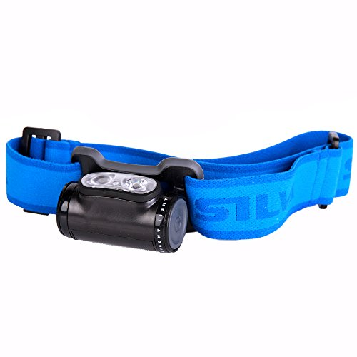 Silva Headlamp Sport Black Blue