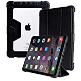 ProElite Rugged Shockproof Armor Smart flip case Cover for Apple iPad Air 3