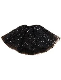 Free Fisher Jupe Courte Tutu Petticoat Tulle Costume Fille Enfant Ballet Bal/soirée/représentation