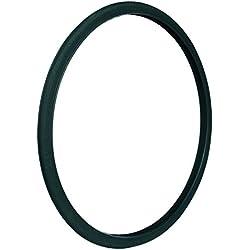 Hutchinson 515165 - Cubierta de ciclismo, color negro, 650 x 28A