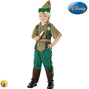 rubies 883976 costume peter pan 3/4 disney