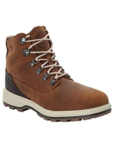 Jack Wolfskin Herren Jack MID M Combat Boots, Braun Cognac Mocca 5212, 44 EU