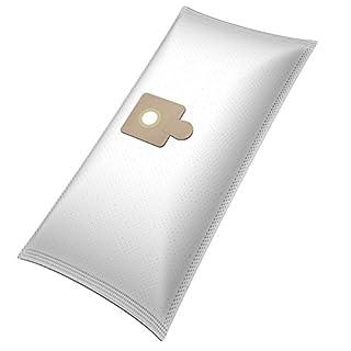 5 Filterclean Plus Schmutzfangsack 12 l für Einhell TC-VC 1812 S (Vlies)