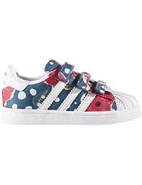 e247f89964cec Amazon.fr   superstar - Toile   Chaussures   Chaussures et Sacs
