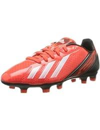 adidas F10 Traxion FG - Zapatos de fútbol de material sintético mujer