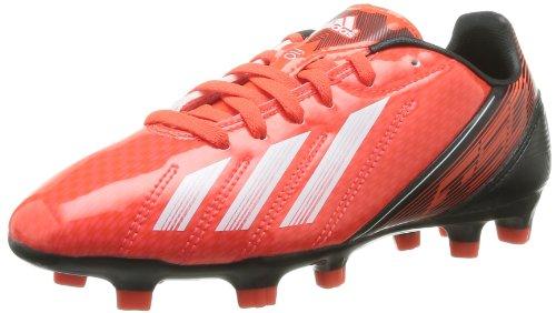 adidas F10 Traxion FG Q33871 Damen Fußballschuhe, Rosso (Rot (infrared / running white ftw / black 1)), 36 2/3 EU