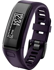 Garmin Vivosmart HR Smart Activity Tracker, Violett, Regular (Refurbished)