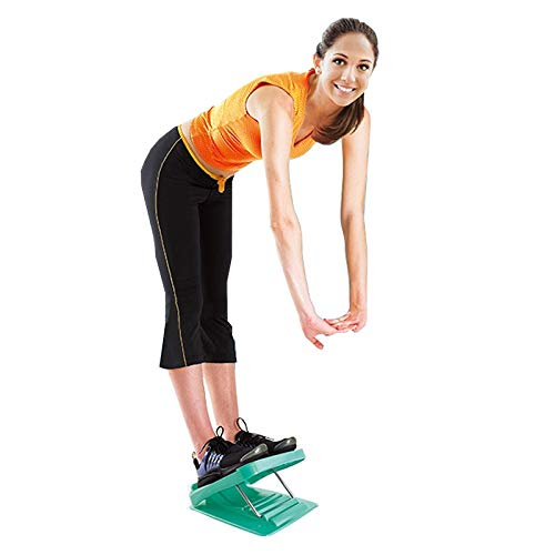 Godlikematealliance Sports&Entertainment Attrezzature per il fitness prodotto Pieghevole Stretching Plantar Massage Pedal Standing Body Sculpting Dimagrire Stretching Panels Wedge, dimensioni: 27 * 30