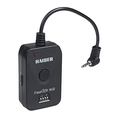 Kaiser Fototechnik 7017 Zusatzempfänger FlashTrig 16R für 7016